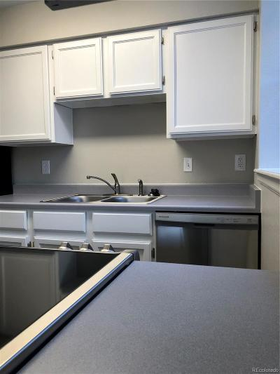 Lakewood Condo/Townhouse Under Contract: 12350 West Nevada Place #106
