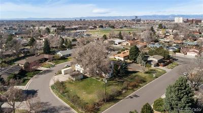 Denver Single Family Home Active: 400 South Monaco Parkway