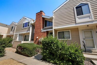 Arvada Condo/Townhouse Under Contract: 6838 West 84th Circle #9