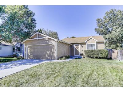 Longmont Single Family Home Under Contract: 1741 Sunset Street