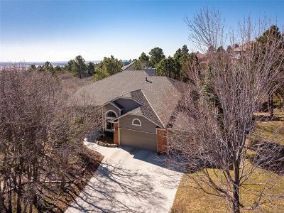 Colorado Springs Single Family Home Active: 5 Ravenglass Way