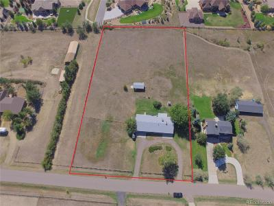 Arvada Residential Lots & Land Active: 15232 West 76th Drive