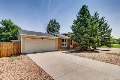 Lakewood Single Family Home Under Contract: 3296 South Cody Court