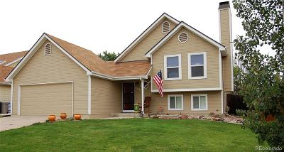 Westminster Single Family Home Active: 1447 West 134th Drive