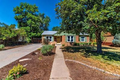 Park Hill, Parkhill Single Family Home Active: 2805 Olive Street