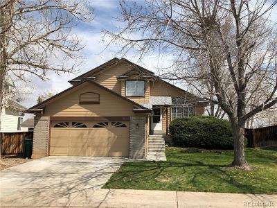 Highlands Ranch CO Single Family Home Active: $399,900