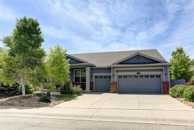 Longmont Single Family Home Active: 11766 Pleasant View Ridge