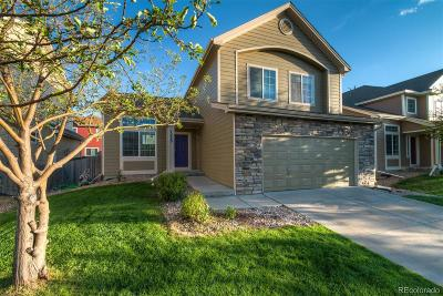 Denver Single Family Home Active: 15440 March Place