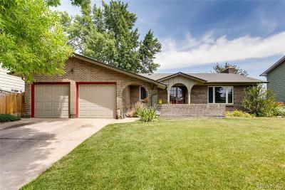 Denver CO Single Family Home Active: $510,000