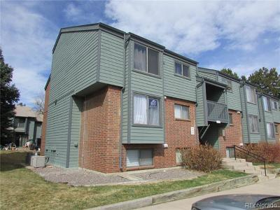 Lakewood Condo/Townhouse Active: 3516 South Depew Street #204