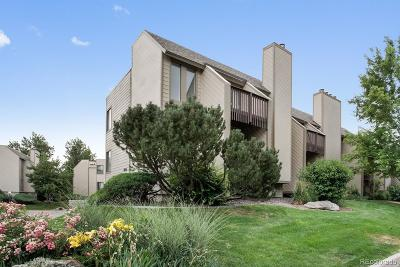 Lakewood Condo/Townhouse Under Contract: 6305 West 6th Avenue Frontage Road #D-14
