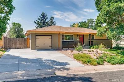 Centennial Single Family Home Active: 8398 East Costilla Avenue