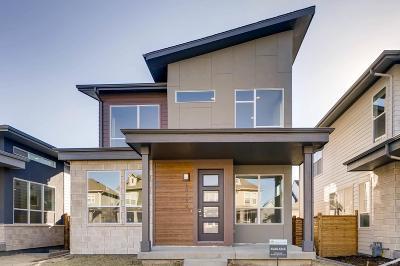 Aurora Single Family Home Active: 10750 East 26th Avenue