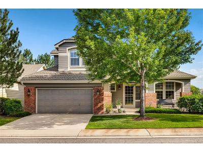 Arvada Single Family Home Under Contract: 16498 West 67th Circle