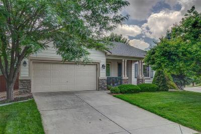 Highlands Ranch Single Family Home Active: 9376 Roadrunner Street