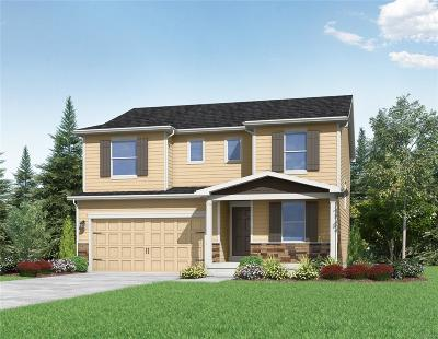 Frederick Single Family Home Active: 7206 Shavano Avenue