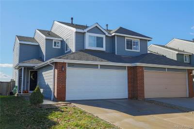 Commerce City Condo/Townhouse Active: 10934 East 96th Place