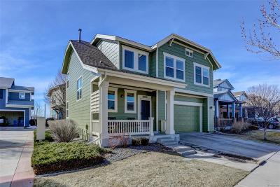 Broomfield Single Family Home Under Contract: 3896 Red Deer Trail