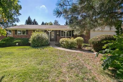 Arvada Single Family Home Under Contract: 8360 West 70th Avenue