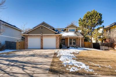 Castle Pines CO Single Family Home Under Contract: $530,000