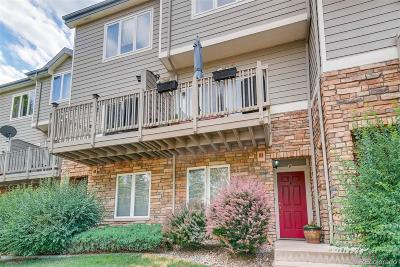 Littleton Condo/Townhouse Active: 2753 Riverwalk Circle #P