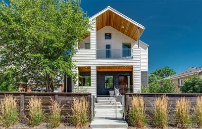 Single Family Home Active: 2329 West 32nd Avenue