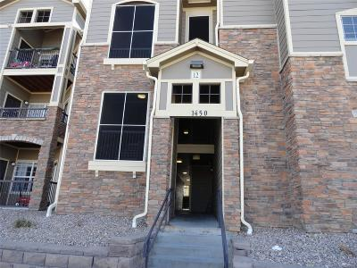 Erie Condo/Townhouse Under Contract: 1450 Blue Sky Way #12-106