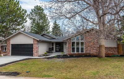 Centennial Single Family Home Under Contract: 7366 South Ogden Way