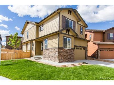 Castle Rock Single Family Home Active: 3309 Youngheart Way