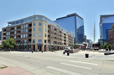 Denver Condo/Townhouse Active: 1610 Little Raven Street #306