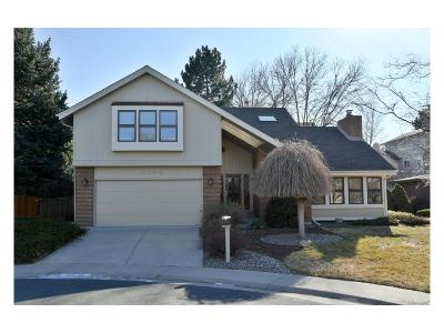 Westminster Single Family Home Under Contract: 11386 Quivas Way