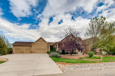 Frederick Single Family Home Under Contract: 3505 Rinn Valley Drive