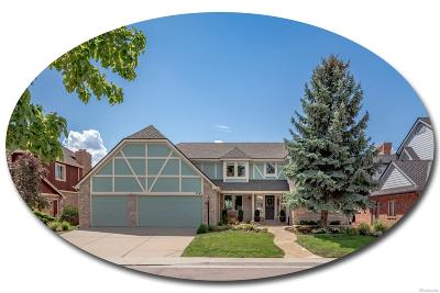 Highlands Ranch Single Family Home Under Contract: 2342 Terraridge Drive