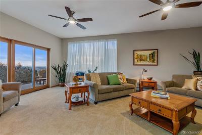 Golden Single Family Home Active: 2110 Bonvue Drive
