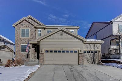 Arapahoe County Single Family Home Active: 4980 South Netherland Way
