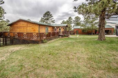 Deer Trail Single Family Home Active: 24345 Emerald Trail