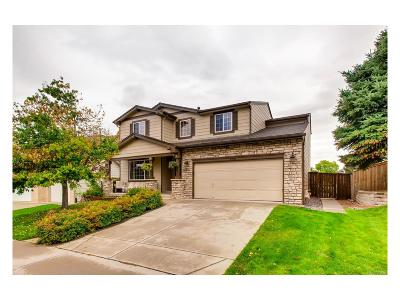Highlands Ranch Single Family Home Under Contract: 9460 Burgundy Circle