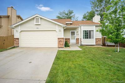 Centennial Single Family Home Active: 5541 South Jericho Way