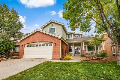 Arvada Single Family Home Under Contract: 15893 West 66th Circle