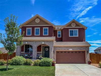 Aurora Single Family Home Active: 142 North Jackson Gap Way
