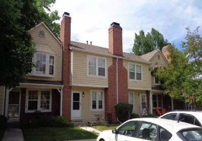 Littleton Condo/Townhouse Active: 9695 West Chatfield Avenue #C