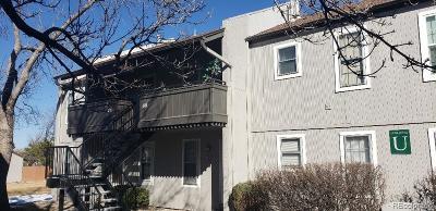 Arapahoe County Condo/Townhouse Active: 2301 East Fremont Avenue #U09