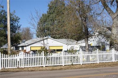 Roggen Single Family Home Active: 403 Front Street