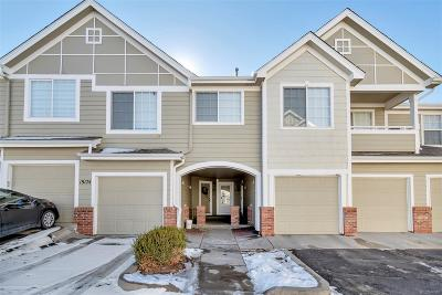 Aurora Condo/Townhouse Active: 19174 East Wyomings Drive #106