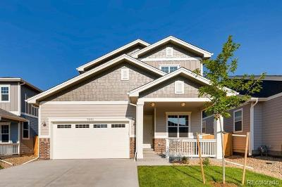Denver Single Family Home Active: 7899 Shoshone Street