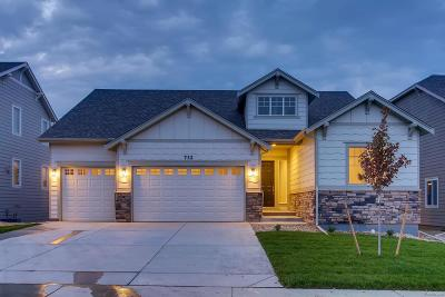 Berthoud Single Family Home Active: 732 Ranchhand Drive