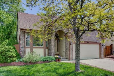 Highlands Ranch Single Family Home Active: 3600 Seramonte Drive