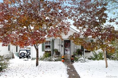 Englewood Single Family Home Active: 4075 South Acoma Street