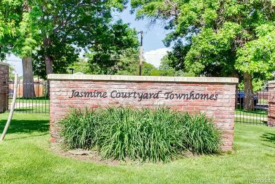 Denver Condo/Townhouse Active: 2823 Jasmine Street