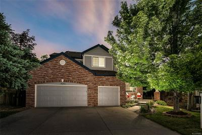 Parker Single Family Home Under Contract: 16232 Hollyridge Drive